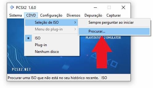 pcsx2 configurar