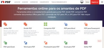 I Love PDF convertidor jpg a pdf